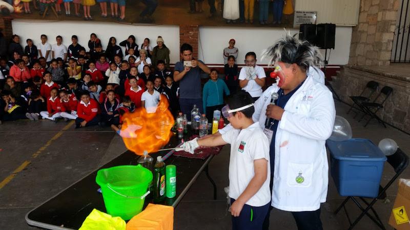 El director general del ICTI, José Luis Montañez, explicó que el Programa se hizo posible gracias a la participación de los ayuntamientos que encabezan los alcaldes Fernando Alvarado, en el caso de Cuitzeo, y Juan Audiel Calderón, de Santa Ana Maya