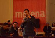 Báez Ceja confió en que el gobierno del estado resuelva a la brevedad la exigencia que mantiene la CNTE para evitar así más afectaciones a las labores en varios municipios del estado