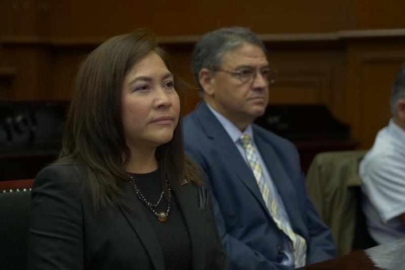 Exige Laura Granados que Silvano Aureoles pague a maestros