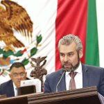 Ramírez Bedolla subrayó que la determinación del Gobierno de Michoacán de aceptar el adelanto de participaciones federales para solventar sus compromisos de nómina es un primer e importante paso para distender el conflicto en el sector educativo