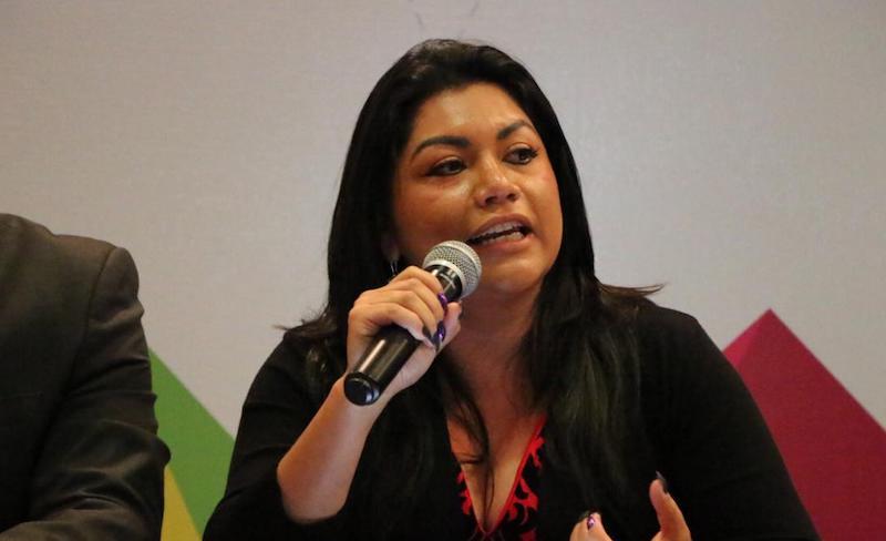 """Quienes ocupamos un cargo público estamos para generar sinergias y un avance en conjunto y no para limitar a quienes representamos, es lamentable lo que le paso a Rebeca Alfaro y a su familia"""", puntualizó Fraga Gutiérrez"""