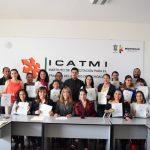 Icatmi trabaja en la certificación del capital humano en instituciones educativas, como el Tecnológico de Morelia, el Colegio de Bachilleres y otras instituciones