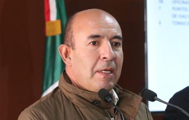 """Alberto Frutis recalcó que la SEE está en condiciones de atender las principales demandas expresadas por el sector magisterial, aunque reconoció que con """"demandas políticas"""", no sabe a qué se refiera la CNTE"""