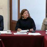Sandra Luz Valencia subrayó que el Gobierno del Estado debe evitar la opacidad en la extinción de la Junta de Caminos