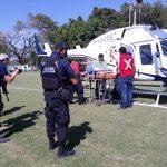 En el traslado a un hospital privado de la capital michoacana, se requirió del uso de una incubadora
