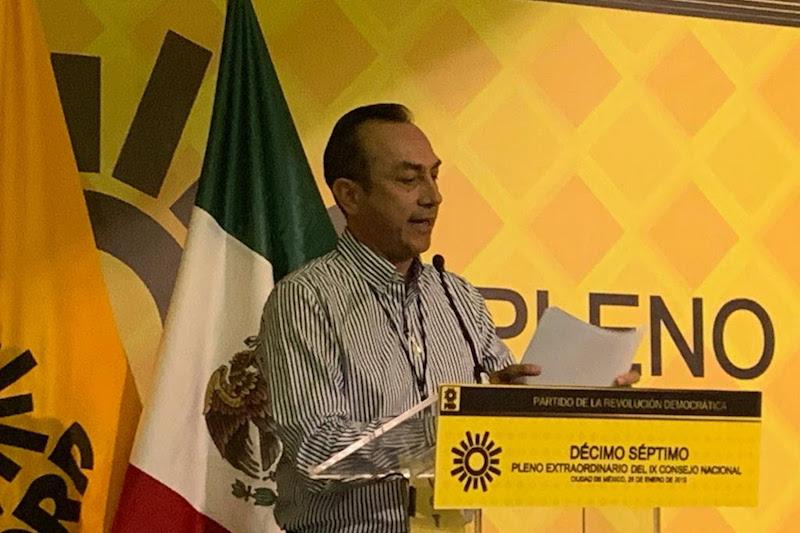 PRD, por la defensa del federalismo y una Nueva Convención Hacendaria: Soto Sánchez