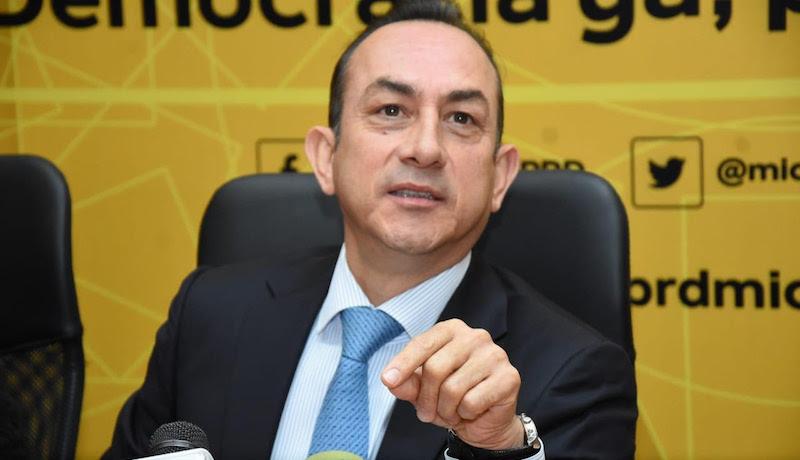 La autoridad federal puede actuar aún cuando no existan demandas penales por parte de personas afectadas: Soto Sánchez