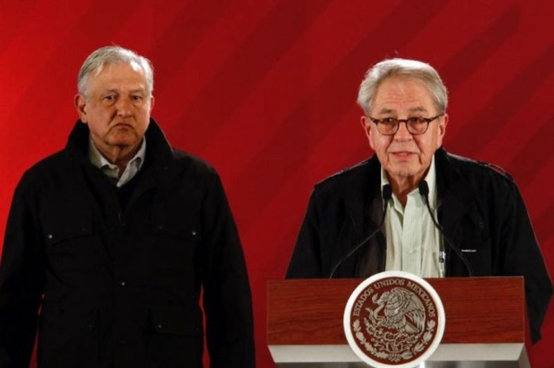 Asimismo, Jorge Alcocer comunicó que el sábado fue el único día de la semana en que ningún afectado por la explosión falleció