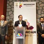 Aureoles Conejo explicó que de aceptar que el Gobierno de Michoacán aplique todas sus participaciones federales para pagar los sueldos de los maestros, entonces los recursos, alcanzarían sólo para liquidar los salarios hasta el mes de junio