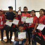 Con su propuesta, los jóvenes michoacanos destacaron en certamen nacional de emprendedurismo