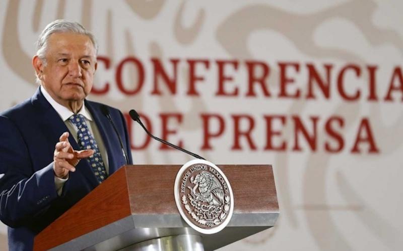 Tras 15 días de bloqueos López Obrador argumentó que fue sorpresivo el bloqueo de la Coordinadora a vías férreas mientras se presentaba el desabasto de gasolina