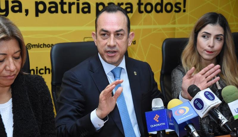 No ayuda a nadie una postura beligerante y retadora: Soto Sánchez