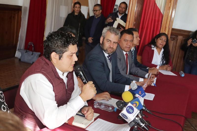 Morena exige al gobernador no administrar políticamente el conflicto magisterial