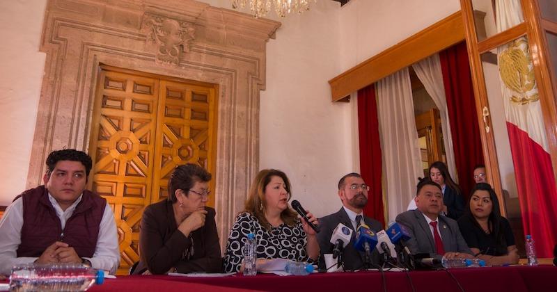 La intención es integrarlas para que su ámbito de competencia sea legal y no por extensión y repetición de acciones, dijo la diputada Cristina Portillo