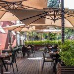 Además, se emitió sanción contra el Café Europa de los portales, propiedad de la familia López Orduña, por colocar más sillas y mesas de las que tiene permitido