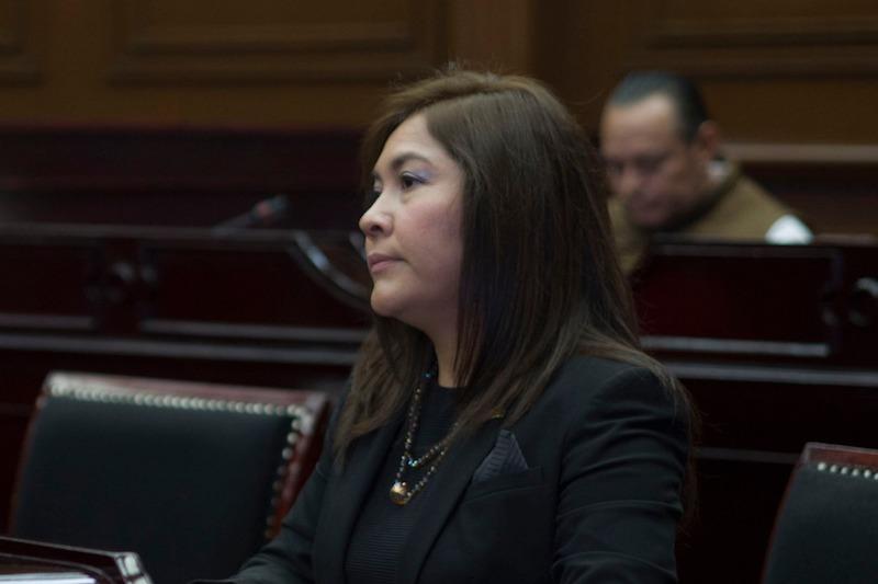 Laura Granados pidió que sea una institución seria, honesta y transparente como la Auditoría Superior de la Federación quien audite a la SEE y al propio Gobierno de Michoacán en el tratamiento del tema educativo