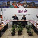 El consejero Humberto Urquiza puntualizó la importancia de la participación ciudadana
