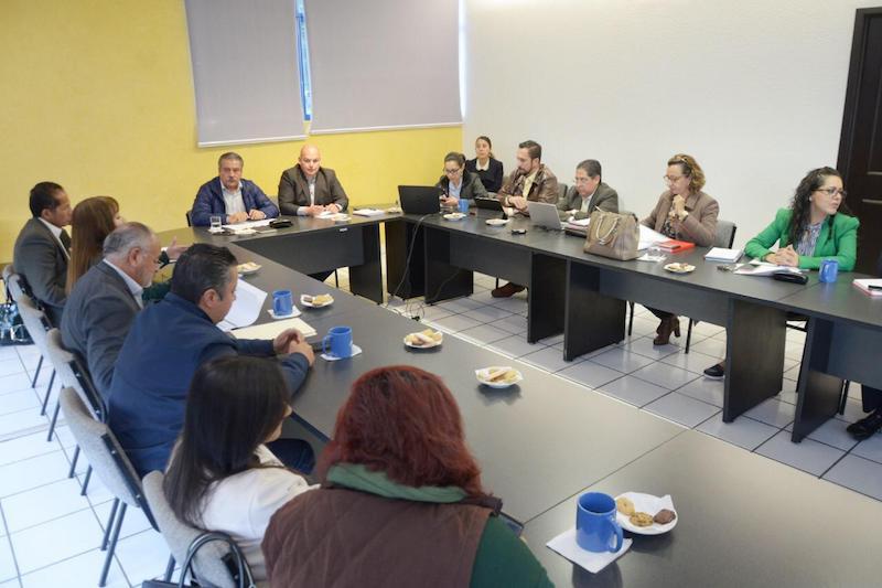 En la reunión se plantearon una serie de estrategias enfocadas al saneamiento del organismo