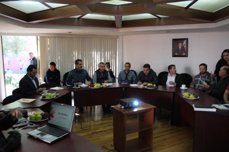 La dependencia estatal estableció´ una agenda conjunta con líderes recolectores en Morelia