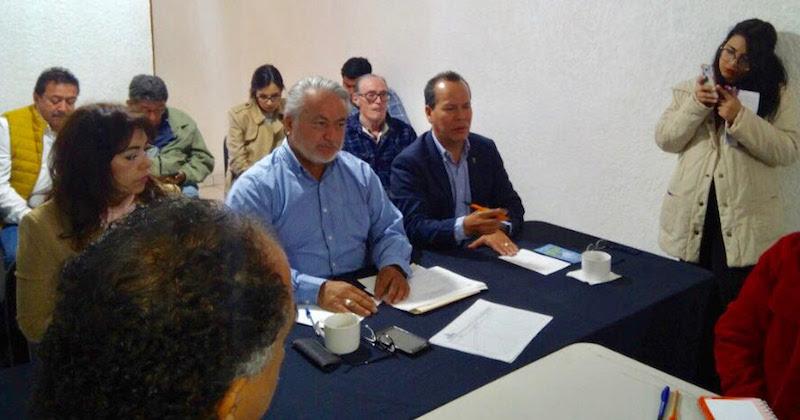 Medina Niño se congratuló con los académicos e investigadores, por su compromiso, aportaciones y tiempo para coadyuvar en tener un mejor estado y país