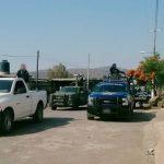 La acción operativa fue realizada en Pinzándaro, municipio de Buenavista