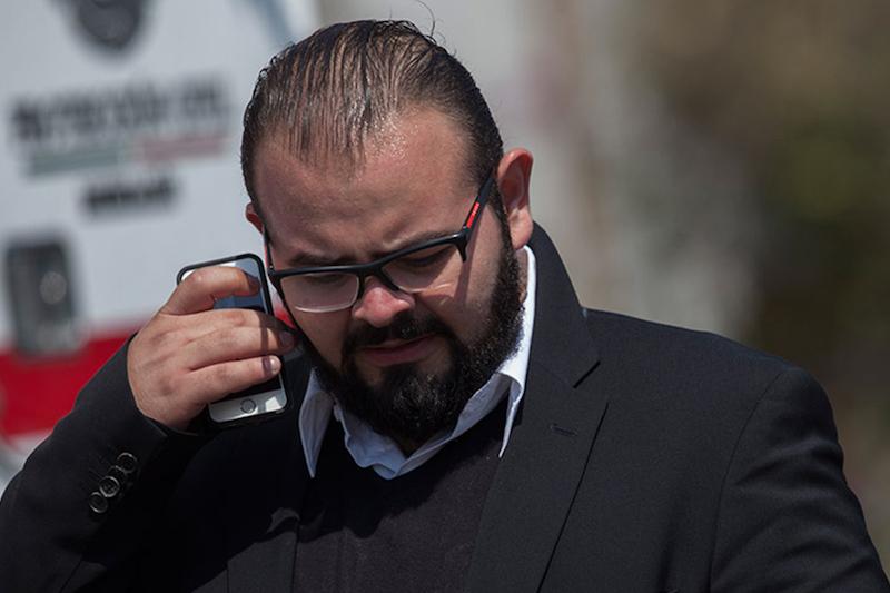 De esta forma, Rodrigo Vallejo seguirá el proceso recluido en el Centro Federal de Readaptación Social número 12 de Guanajuato