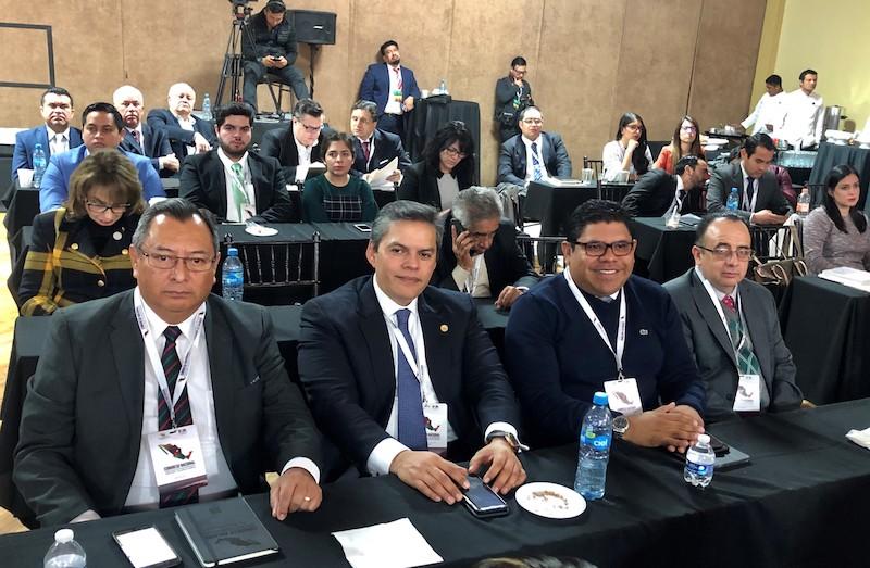 El titular de la Segunda Sala Ordinaria del TJAM, cuenta con 11 años de trayectoria como magistrado, fue pionero para constituir el Tribunal Administrativo en el estado de Michoacán
