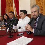 Entre los conceptos de invalidez expuestos por el diputado de Morena, se esgrime que la Ley de Hacienda de Michoacán va en contra de los derechos constitucionales a un ambiente sano