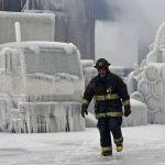 El frío afecta a más de la mitad del país, lo que se traduce en unos 216 millones de personas que están experimentando temperaturas por debajo de los cero grados