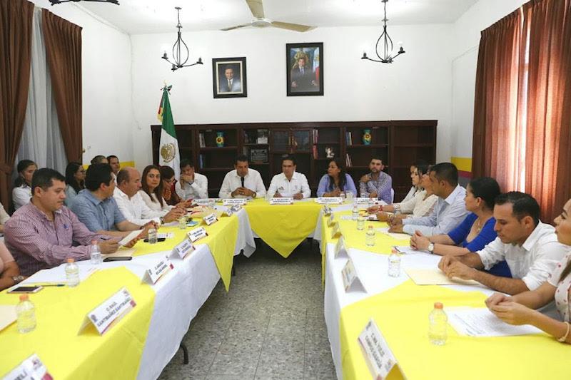 El mandatario estatal exhortó a los demás presidentes municipales de los municipios con alerta de género a poner empeño en este tema y atenderlo con efectividad