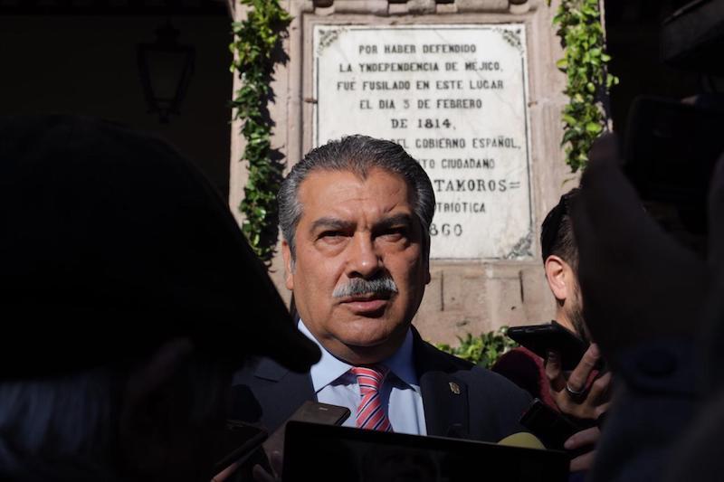 Morón Orozco hizo un llamado a  la CNTE a ser sensibles y no continuar con acciones que afecten a terceros y sobre todo las que tengan que ver con vías de comunicación y transporte
