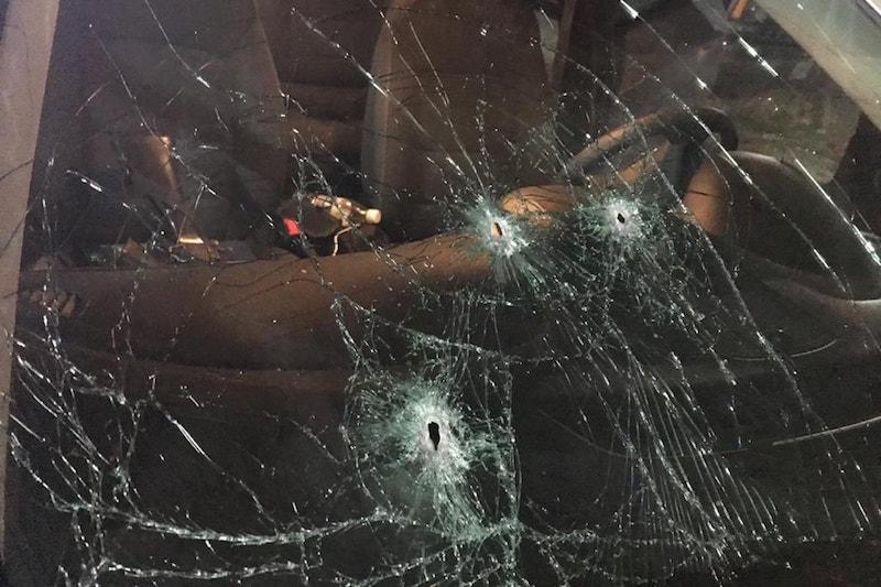 """Los hechos ocurrieron alrededor de las 20.30 horas a la altura de la comunidad San José de los Jassos, cuando """"el Mijis"""" se trasladaba al evento, siendo acompañado de su escolta de la Policía Estatal"""