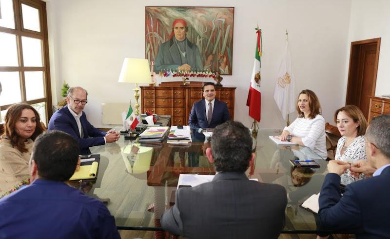 El objetivo es promover el turismo y las oportunidades de negocio económico y agroalimentario con los países de Europa