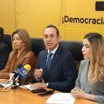 Soto Sánchez señaló los intereses políticos y de desestabilización que tiene tras de sí el conflicto magisterial en el estado