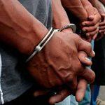 Los detenidos fueron presentados ante el Juez de Control a efecto de que sea resuelta su situación jurídica, por su relación en el delito de secuestro agravado