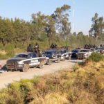 Las acciones operativas comprenden las demarcaciones de Tuzantla, Susupuato, Tiquicheo, Benito Juárez y otras