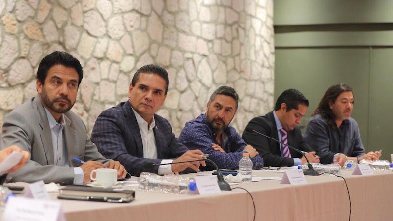 Munícipes manifiestan al mandatario estatal su compromiso para atender las demandas de sus demarcaciones