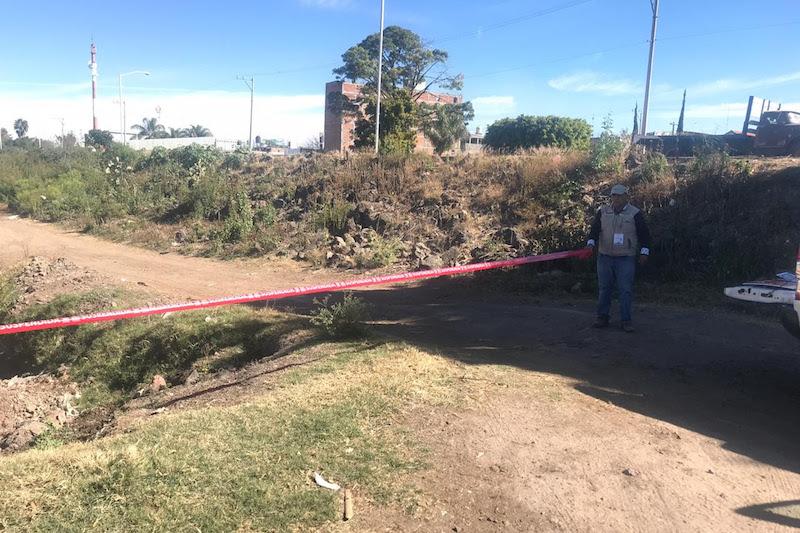 Los inspectores de la ProAm procedieron a colocar el sello de clausura, así como cinta en el perímetro del sitio para evitar que se continuara con las actividades