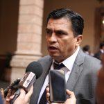 Estrada Cárdenas, coordinador del GPPAN en la LXXIV Legislatura, aseguró que los legisladores panistas continúan trabajando en beneficio de todos los michoacanos, dando la batalla a las políticas públicas federales y estatales que atentan contra los grupos vulnerables