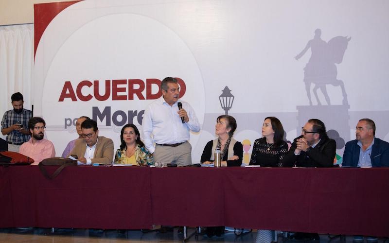 Más de 150 líderes sociales atendieron este nuevo llamado del gobierno municipal para consolidar esta estrategia que transformará Morelia