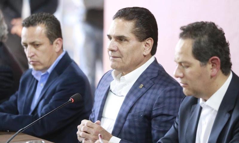 Aureoles Conejo compartió con la iniciativa privada las acciones que su gobierno ha emprendido para dar orden a las finanzas públicas y acabar con prácticas administrativas que provocaron severos daños a la estabilidad económica del estado