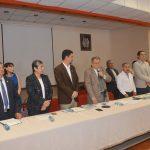 """Por su parte, el secretario general del SPUM, Jorge Luis Ávila Rojas, reconoció la """"difícil situación"""" que enfrenta la Universidad, aunque aclaró que no ha sido ocasionada por ellos"""