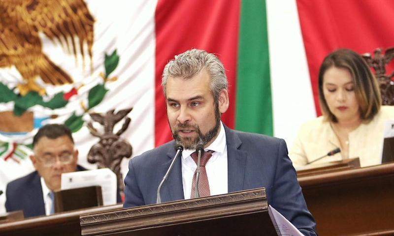 El coordinador de los diputados de Morena celebró que comiencen a generarse consensos entre los Poderes Legislativo y Ejecutivo para modificar la política fiscal en Michoacán
