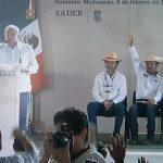 Una vez más, López Obrador aseguró que no lo van a doblar aquellos que quieren presionarlo para utilizar la fuerza pública y después llamarlo represor por retirar los bloqueos