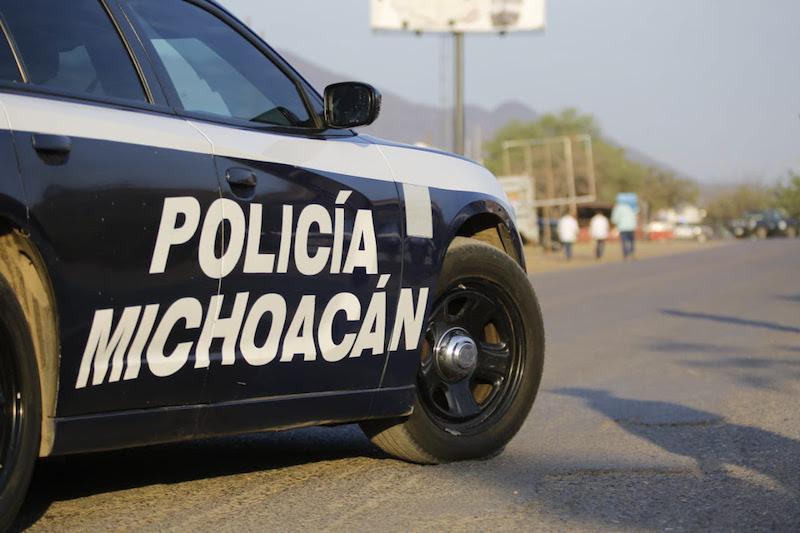 Durante las labores de la Policía Michoacán, se ha solicitado el apoyo de la ciudadanía con el fin de ingresar en orden y por los accesos establecidos por los organizadores