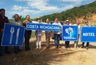 Serán más de 60 letreros con señalética los que se habilitan en la demarcación, con una inversión bipartita de 1.5 mdp en aportaciones del Estado y la Federación, informó la secretaria de Turismo Estatal, Claudia Chávez