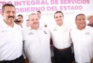 Unidad y coordinación entre sociedad y gobierno: Silvano Aureoles