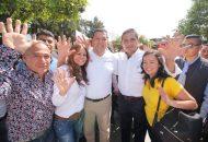 Deseamos éxito y prosperidad a quienes se retiran de nuestro partido, y a quienes llegan y se incorporan, bienvenidos, juntas y juntos vamos hacia la construcción de un país mejor y de oportunidades para todos, expresó Barragán Vélez