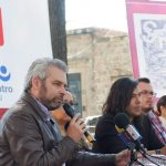 Ramírez Bedolla indicó que tras platicar con el diputado Erik Juárez se analiza que inicialmente los tres diputados de ADN se declararán diputados independientes para integrarse a la Representación Parlamentaria