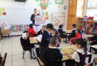 La dependencia de gobierno, dio a conocer que el trabajo académico en las escuelas públicas de nivel preescolar, primaria y secundaria, se desarrollan de manera normal